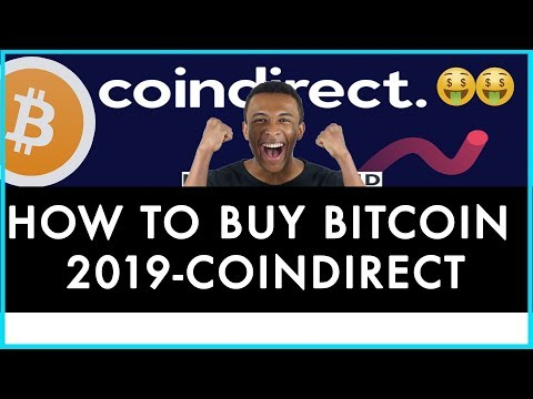 How To Buy Bitcoin In South Africa 2019 -Coindirect