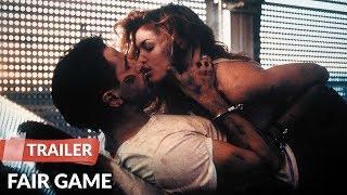 Fair Game 1995 Trailer HD | William Baldwin | Cindy Crawford
