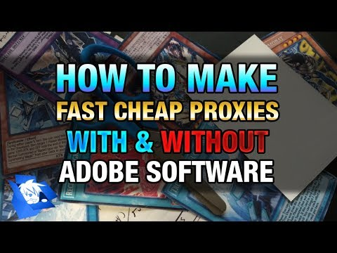 How To Make Cheap Fast LEGIBLE Proxy With and Without Adobe - FULL TUTORIAL