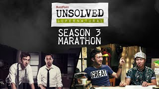 Unsolved Supernatural Season 3 Marathon