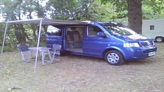 VW California review