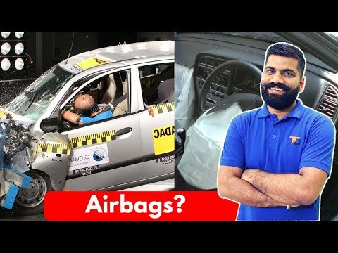 How Airbags Work? SRS Airbags? Saving Lives!!!