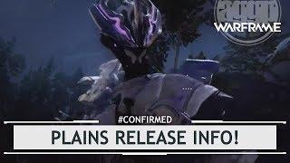 Warframe: Plains of Eidolon RELEASE Info! [#confirmed]
