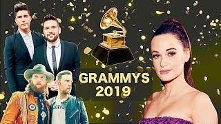 Grammy Awards 2019: Country Picks & Predictions
