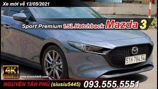 Mazda 3 SPORT PREMIUM 1.5L 2020, siêu xe giá bình dân !