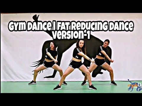 Exercise Gym Dance | Best Fat reducing dance | Fitness dance thumbnail