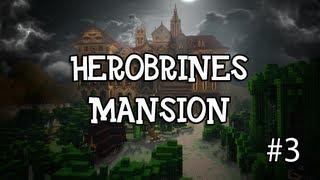 Minecraft: Herobrines Mansion - Длинноносая ведьма - 3 Серия