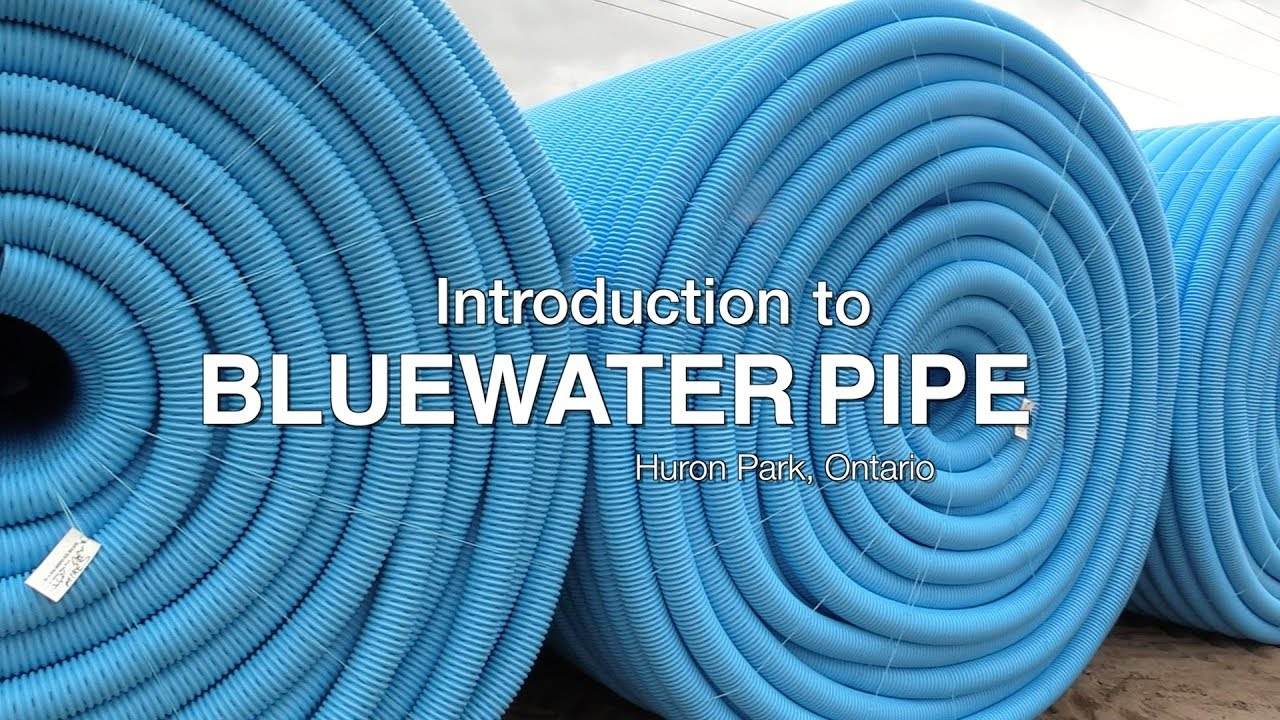 Introduction pipe system - Introduction To Bluewater Pipe
