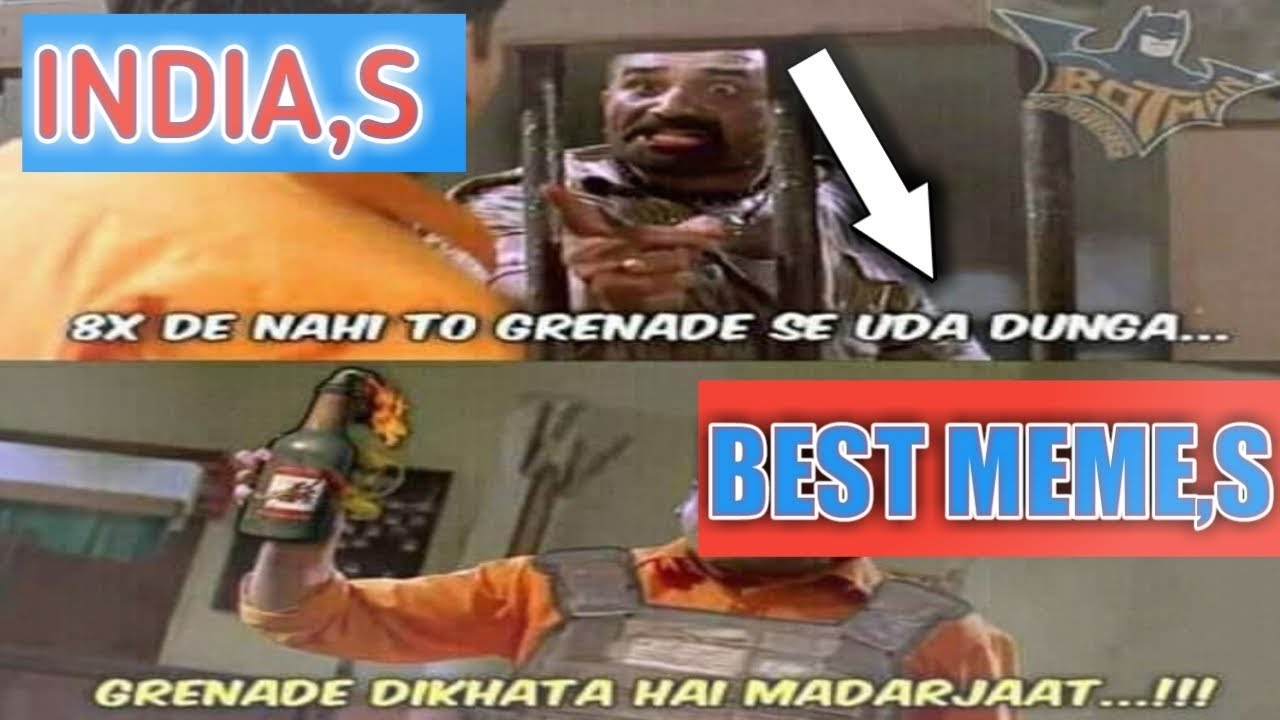 Indias best pubg mobile memes really funny