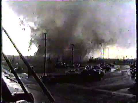 (Tornado Aftermath) Another Kansas Nightmare, KWCH-TV (April, 27th 1991)