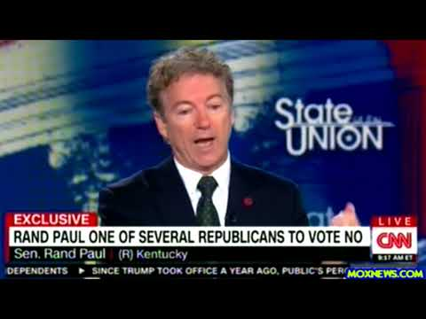 "Rand Paul ""Everybody Wants To Fund The Military! Nobody Wants Our Soldiers Not To Be Paid!"""