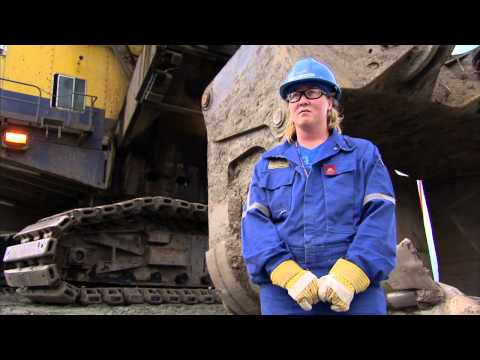 Working In Fort McMurray - Amber, Suncor Energy