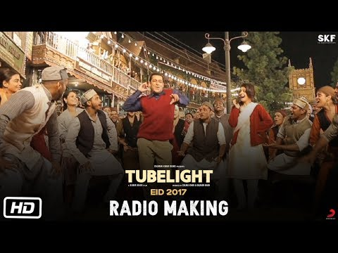 Tubelight | Radio Making | Salman Khan | Kabir Khan