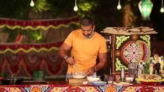 خبز الرقاق البدوي  #من_كل_حتة_في_مصر #هشام_السيد #cbcsofra