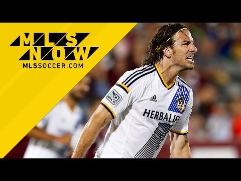 The best stoppage time scorer in MLS? It has to be LA Galaxy forward Alan Gordon | MLS Now