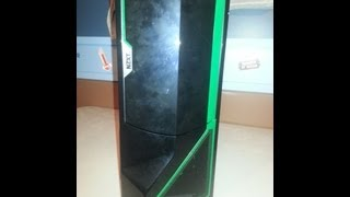 unboxing & Overview of the NZXT Phantom Black/green Full Tower Case