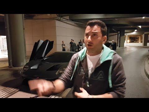 Στην Ελλάδα το Ford GT των 858.000 ευρώ || The Mall Athens