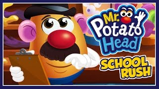 Mr Potato Head School Rush - Interactive Storybook App For Kids