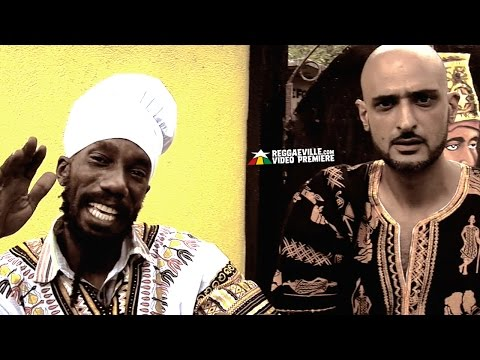 Ras Teo feat. Sizzla Kalonji - Hands Up For Africa  [Official Video 2017]