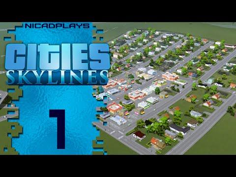 Cities: Skylines :: Season 2 E1 :: Road to Megalopolis! (1080p Gameplay/Walkthrough)