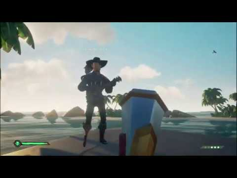 Grinches  taking over the sea of thieves server