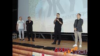Презентация нового хита телеканала ТНТ - сериала «Жуки»