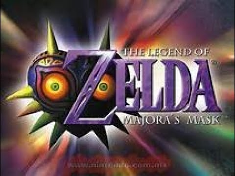THE LEGEND OF ZELDA MAJORA'S  MASK N64 REVIEW RESEÑA ESPAÑOL LATINO