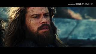 Taotie Attack The Great Wall - First Battle Scene  movie clip wow8