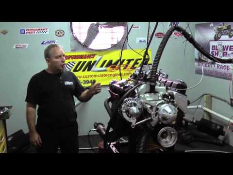 360 Chrysler Crate Engines