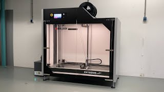 Builder Extreme 1500 PRO - Builder 3D Printers - Large Scale 3D Printing