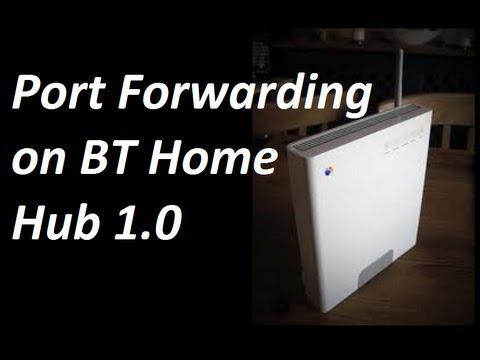 Port Forwarding Not Working On Bt Home Hub