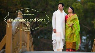 Dayananda & Sona   Manipuri Wedding Highlight 2019