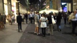 Vogue Fashion's Night Out: la notte più glam di Milano (Corso Vittorio Emanuele)
