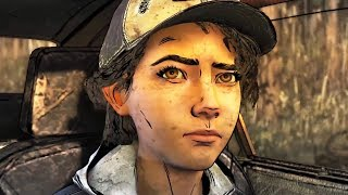 The Walking Dead Season 4 Gameplay - FIRST 15 MINUTES (Season Finale)
