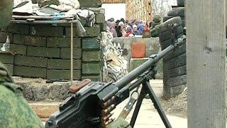 видео Захисники України дали відсіч ворожій ДРГ в районі Станиці Луганської
