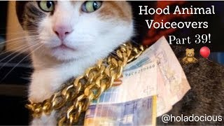 Hood Animal Voiceovers Part 39 🧸🎈