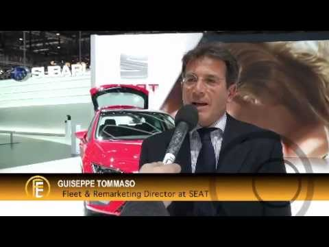 Fleet Europe at the Geneva Motor Show 2013 - New at the stands