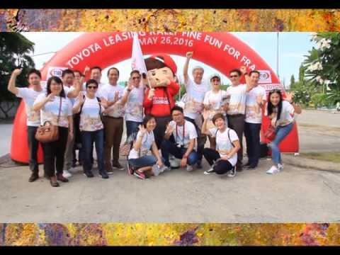Toyota Leasing Rally & Workshop News