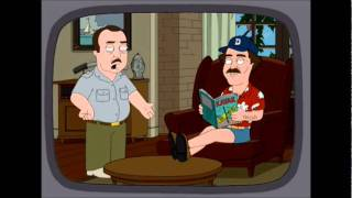Family Guy - Magnum b.m (Deutsch)