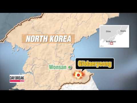 North Korea fires 4 short-range missiles on Thursday