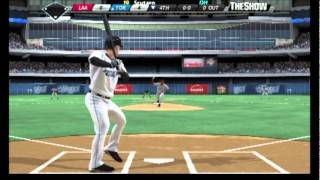 MLB 08 The Show: Anaheim at Toronto, ALDS Game One
