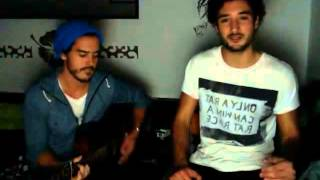 "Fréro Delavega - ""Pumped Up Kicks""  (cover Foster The People)"