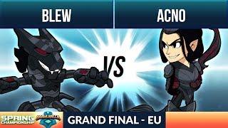 Blew vs Acno - Grand Final - Spring Championship EU 1v1