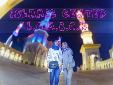 keindahan-islamic-center-kota-mataram-lombok-(wisata-halal-lombok)