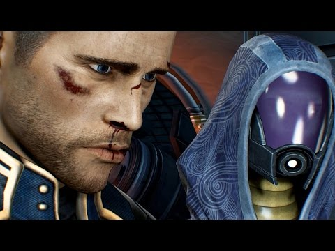 Mass Effect 3: Happy Ending Mod - All Final Scenes - Shepard Alive For Real | 1440p