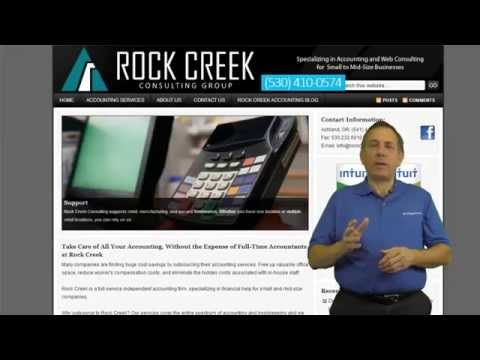 Rock Creek Consulting Group over 19 years of accounting experience QuickBooks
