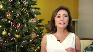 Beatriz Zavala Peniche -Mensaje de Fin de Año-