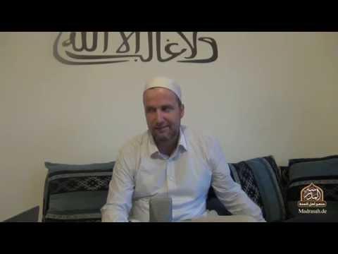 Die Zeit Effektiv Nutzen   Aus Dem Wek Von Imam Al-Ghazali   Ustadh Mahmud Kellner