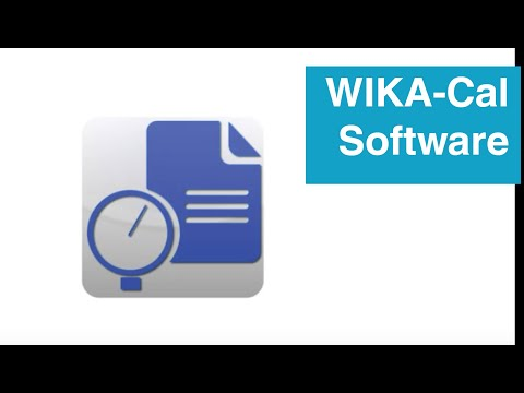 WIKA-Cal Calibration Software