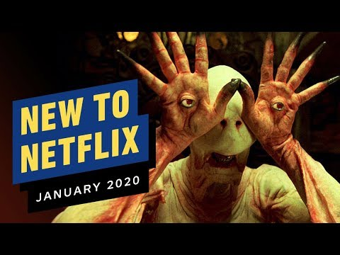 New to Netflix for January 2020